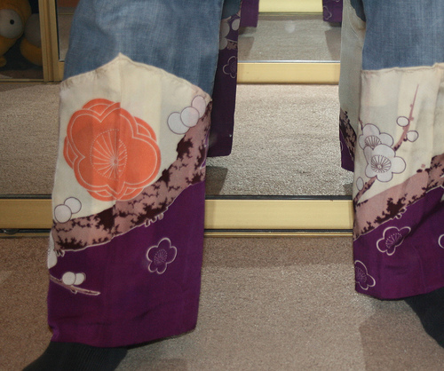 Kimono Pants