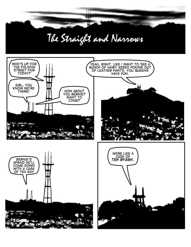 The Straight and Narrows 1