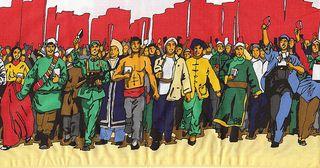 Hong Kong Marchers